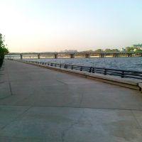 Sabarmati Riverfront Walkway W, Narayan Nagar Society, Revati Nagar, Paldi, Ahmedabad, Ахмадабад