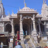 Shree Swaminarayan Mandir, Бхуй