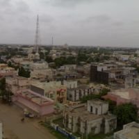 City view-Surendranagar from Ajramar building, Бхуй