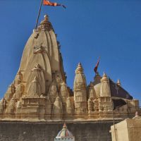 Bidhbhanjan temple, Веравал