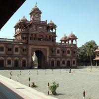Lingresso al tempio Swaminarayan, Гондал