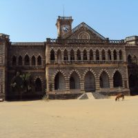 sangramji high school, Гондал