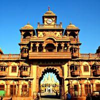 Shree Swaminarayan Temple Entrance, Гондал