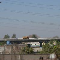 Looking towards Flyover of GRID, Navsari, Навсари