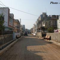 Sumangal Society Looking towards inside the society, Навсари