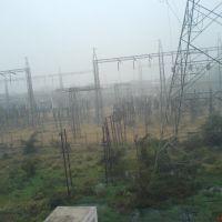 POWER STATION near BRIDGE, Навсари