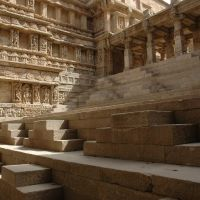 Stepped Well at Patan, Gujarat, India, Патан
