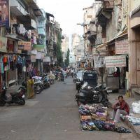 Street_old city of Surat, Сурат