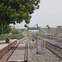 DPAK MALHOTRA, Flyover, Surendernagar Junction Railway Stn, Surendernagar, गुजरात भारत Gujarat Bharat ગુજરાત ભારત દેશનું, Сурендранагар