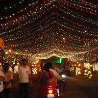 CMPF Colony Durga Puja,Pix:Chandan Studio,Dhanbad 9431162737 www.cs.dhanbadonline.com, Дханбад