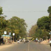 old hb road, Ранчи