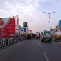 Over Bridge, Ranchi main Road, Ранчи