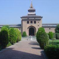 La Grande Mosquée, Сринагар