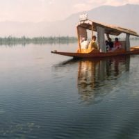 SHIKARA IN DAL LAKE, Сринагар