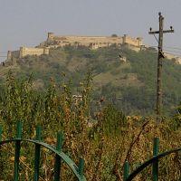 Hari Parbat Fort, Сринагар