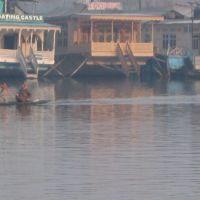 House boat, Сринагар