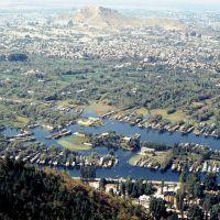 Dal lake 1977, Сринагар