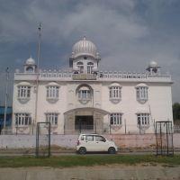 Gurdwara Shri Guru Singh Sabha, Guru Tegh Bahadur Nagar, Bye Pass, Jammu, Ямму