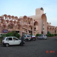 habibganj railway station, Барейлли