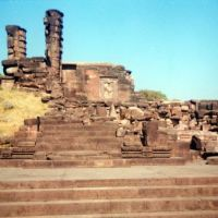 Remains of a great Hindu Temple built in the Ancient India near Vidisha, Барейлли