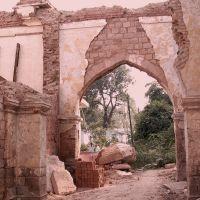 Benazeer gate, Барейлли