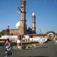 tajul masjid, Барейлли
