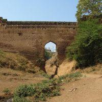 Fort wall, Бурханпур