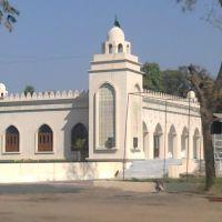 burhanpur masjid, Бурханпур