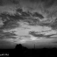 Sunset, Бурханпур