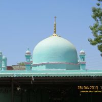 SHAIKH ISA JUNDULLAH (MASIH-UL AULIYA), Бурханпур