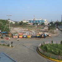 Bhopal, Centre with the usual junk, Бхопал