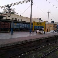 Bhopal junction railway station, Бхопал