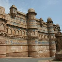 Gwalior Fort, Гвалиор