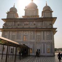 Gwalior, Sikh temple, Гвалиор