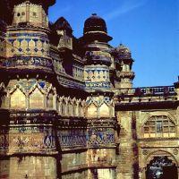 Gwalior Fort, India, Гвалиор