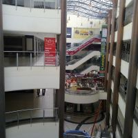 D. D. Mall inside view at Gwalior, Гвалиор