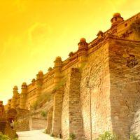 Way to Gwalior Fort, Гвалиор