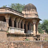 India, Gwalior. Fort, Гвалиор