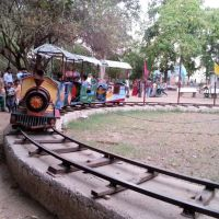 Toy train, Gwalior Zoo, Гвалиор