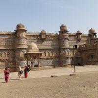 India Gwalior 2012 - il Forte, Гвалиор
