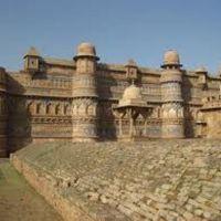 Gwalior Fort, Gwalior, Madhya Pradesh, India, Гвалиор