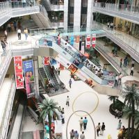 treasur island mall interior, Индаур