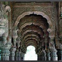 Gli archi di Indore - India, Индаур