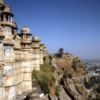 Gwalior マーン・マンディル http://blogs.yahoo.co.jp/samberasam51/22001304.html, Мау