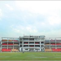 Captain Roop Singh Stadium Gwalior MP India, Мау