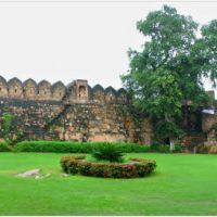 Panorama  : Jhansi Fort ©Anupam, Мау