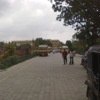 Way to Shri Guru Tegh Bahadur Academy, Ратлам