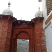 The gate of Rewa fort, Рева