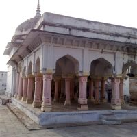 Temple in Rewa fort, Рева