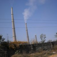Old Thermal Power Station.Parli Vaijnath., Ахалпур